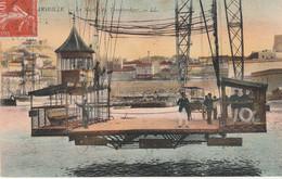N°6301 R -cpa Marseille -la Navette Du Transbordeur- - Alter Hafen (Vieux Port), Saint-Victor, Le Panier