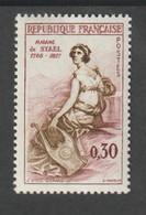 ANNÉE -  1960 -   N° 1269  - Madame De Stael -   Neuf Sans Charnière - Unused Stamps