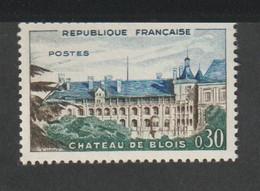 ANNÉE -  1960 -   N° 1255  - Château De Blois  -   Neuf Sans Charnière - Unused Stamps