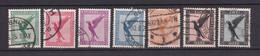 Deutsches Reich - 1926/27 - Luftpost - Michel Nr. 378/383 - Gestempelt - 53 Euro - Allemagne