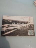 Ancienne Carte Postale - Belle Ile - La Jolie Plage De Port Fouquet - Le Fort - Belle Ile En Mer