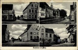 CPA Herxheim In Der Südlichen Weinstraße, Rheinischer Hof Von Oskar Knoll, Geschäft Josef Lechner - Germania