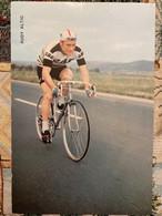 Rudy Altig Pubblicitaria G B C Electronica. - Cycling