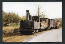 """Carte-photo Moderne """"Tramway Départemental De La Corrèze - Ligne Tulle à Neuvic D'Ussel - Tram Années 50"""" - Tramways"""