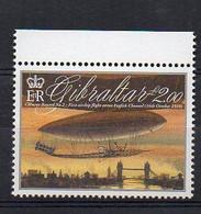 Clement-Bayard No 2 Airship - Aircraft Stamp (Gibraltar 2010) - MNH (1W1633) - Airplanes