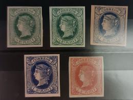 Antillas N 10/12. - Cuba (1874-1898)