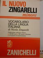 Il Nuovo Zingarelli Minore - Vocabolario Della Lingua Italiana Di Nicola Zingarelli - 1991 - Dizionari