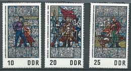 ALLEMAGNE   RDA  Série    Yvert  N° 1042   à  1044 **  - Az30502 - Unused Stamps