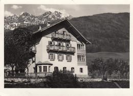 OLANG-VALADORA-BOZEN-BOLZANO --SPORTHOTEL=REIL=CARTOLINA VERA FOTOGRAFIA-SCRITTA DATATA MA NON VIAGGIATA -27-6-1958 - Bolzano (Bozen)