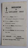 EPINAL SAINT-LAURENT DINOZÉ 1948 - Epinal