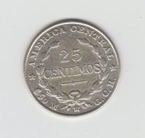 25 CENTIMOS 1924 ARGENT - Costa Rica
