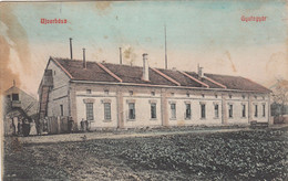 Vrbas - Neu-Werbaß , Újverbasz  --  1914 ,   Match Factory , Streichhölzer , Allumettes - Serbien