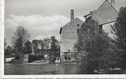 PARAY LE MONIAL. Le Moulin Du Pont De Bord. - Paray Le Monial