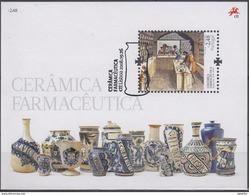 PORTUGAL 2008 HB-279 USADA (1º DIA) - Blocks & Sheetlets