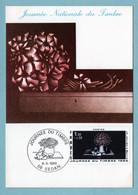 Carte Maximum 1980 - Journée Du Timbre 1980 - YT 2078 - 08 Sedan - 1980-89