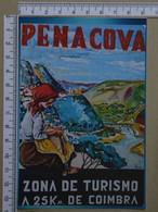 PORTUGAL - ZONA DE TURISMO -  PENACOVA -   2 SCANS     - (Nº38351) - Coimbra