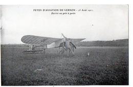 FETES D'AVIATION DE VERNON - 25 Août 1912 - Barrier Est Prêt à Partir - Vernon
