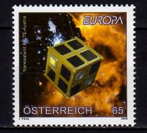 2009 Austria Europa CEPT Astronomy 1v MNH** MiNr. 2814 Nanosatellit TUGSAT-1 Space, - Europa-CEPT
