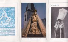 Wasmes Notre Dame De Wasmes, En Souvenir Caroline Cuvelier Pucellette 1982 Et Carte Postale - Colfontaine