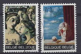 België OBC   1564 / 1565  (O) - Belgium