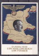 Deutsches Reich - 1938 - Propagandakarte - München Mit Sonderstempel - Deutschland
