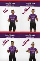 Cyclisme, Serie Burgos 2020 - Radsport