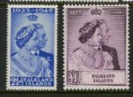Falkland Islands 1948 - Islas Malvinas