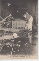 CPA Les émeutes En Champagne (avril 1911) - Ay - Un Caveau Transformé En Lac Après Le Sabotage - Société Nouvelle - Ay En Champagne
