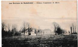 Les Environs De Nederbrakel - Château D'Audenhove St. Marie - Brakel