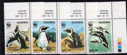 UMM - Endangered Species - Penguins 1997 - Namibia (1990- ...)