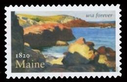 Etats-Unis / United States (Scott No.5456 - Maine) (o) - Usados