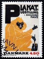 Denmark 1991 Plakatkunst  MiiNr.1013 ( Lot  G 627 ) - Gebruikt