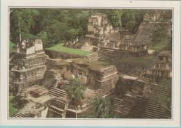 CPM:  TIKAL  (guatemala):  L'ancienne Métropole Maya.     (G586) - Guatemala