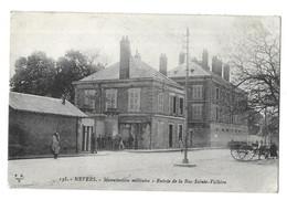58 Nevers, Manutention Militaire, Entrée De La Rue Sainte Vallière (6475) - Nevers