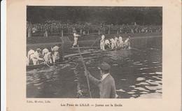 Lille   Joutes Sur La Deule - Lille
