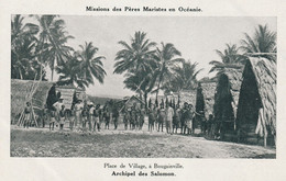 Archipel Des Salomon Bougainville - Cartoline