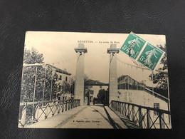 LOYETTES La Sortie Du Pont - France