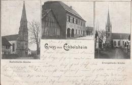 Allemagne  Gruss Aus  Eckbolsheim - Andere