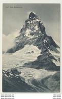 AK  Zermatt Mont Cervin Matterhorn - VS Valais