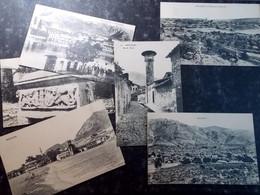 TURQUIE TURKEY SYRIA GREECE BALKAN Postcard Carte Postale CPA  LOT #11/30 : 6 Pc ANTIOCHE - Turkije