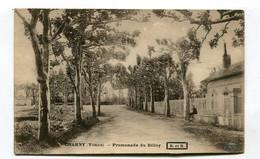 CPA  89 : CHARNY Promenade Du Billoy   VOIR  DESCRIPTIF  §§§ - Charny