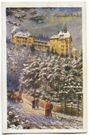 SEMMERING - AUSTRIA, Year 1926 - Semmering