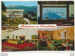 AK  Berchtesgaden Obersalzberg Berghof Haus Innen Außen - Berchtesgaden