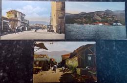 TURQUIE TURKEY SYRIA GREECE BALKAN Postcard Carte Postale CPA  LOT #28/30 : 3 Pc ALEXANDRETTE - Turkije