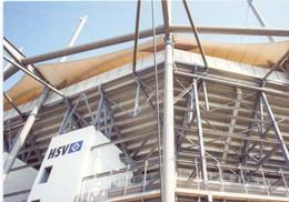 Postcard Stadium Hamburg Germany Stadio Estadio Stade Sports Football Soccer - Fútbol
