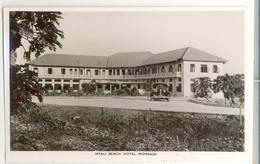 Carte Photo  Kenya  Mombasa  Hotel  Voiture - Kenia
