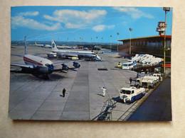 AEROPORT / AIRPORT / FLUGHAFEN    FIUMICINO   B 707 TWA / PAN AM - Aerodromi