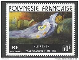 """Polynésie Aerien YT 113 (PA) """" Tableau Gauguin """" 1976 Neuf** - Unused Stamps"""