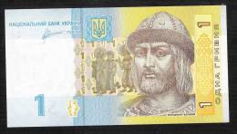 UKRAINE  P116d  1  HRYVNIA  2011   UNC. - Oekraïne