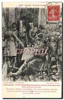 CPA Chateaudun Etat Major Bavarois Dans La Nuit Du 18 Octobre 1870 Militaria - Andere Oorlogen